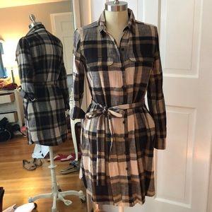 Loft Shirt Dress
